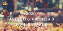 2020 AVIANO & VICENZA'S FALL BAZAARS!